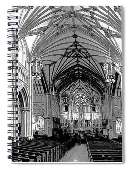 St Dunstans Basilica Spiral Notebook