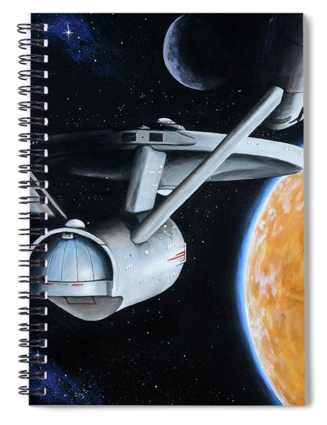 Standard Orbit Spiral Notebook