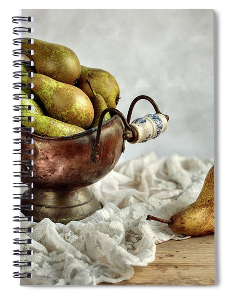 Still-life With Pears Spiral Notebook