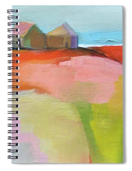 Summer Heat Spiral Notebook