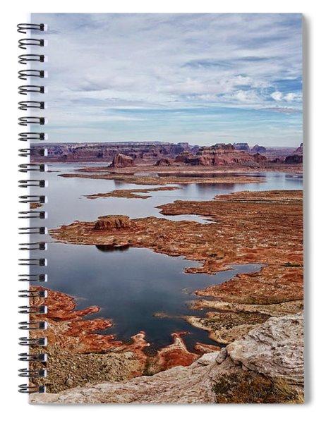 Summer Refresh Spiral Notebook