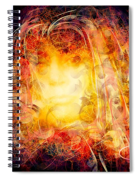Summertime Sadness Spiral Notebook