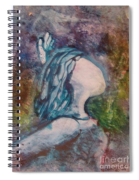 Surrender Spiral Notebook