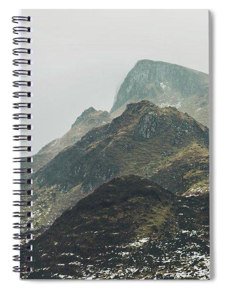 Take Me Higher Spiral Notebook