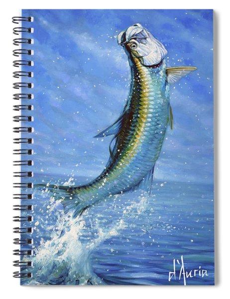 Tarpon Spiral Notebook