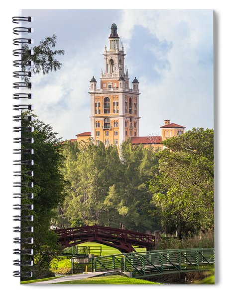 The Biltmore Spiral Notebook by Ed Gleichman