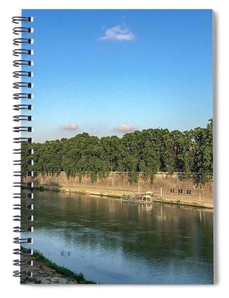 The Blond Spiral Notebook