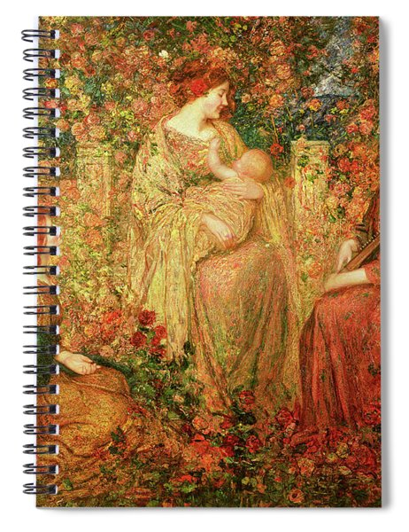 The Child Spiral Notebook