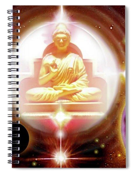 The  Golden  One Spiral Notebook