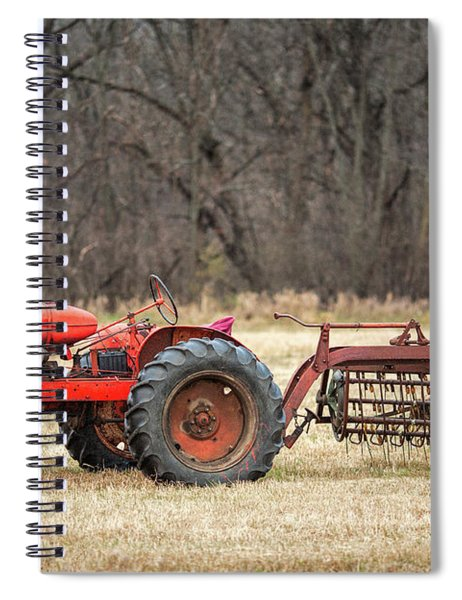 The Ol' Wd Spiral Notebook
