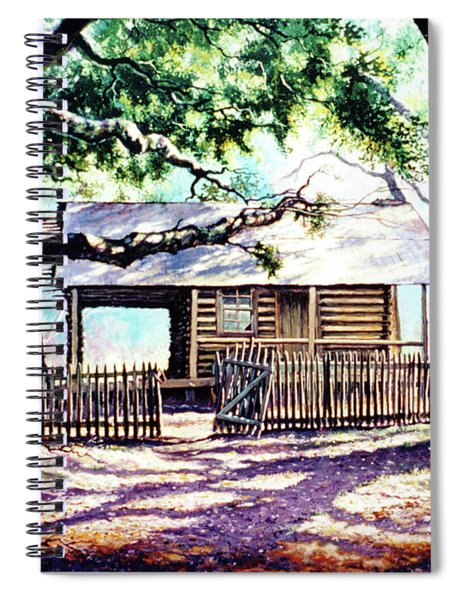 The Old Richardson Place Spiral Notebook