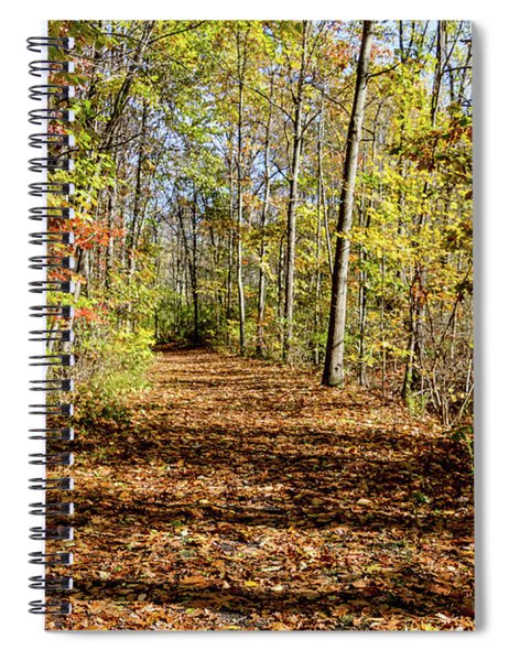 The Outlet Trail Spiral Notebook