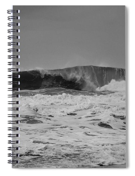 The Pacific Ocean Spiral Notebook