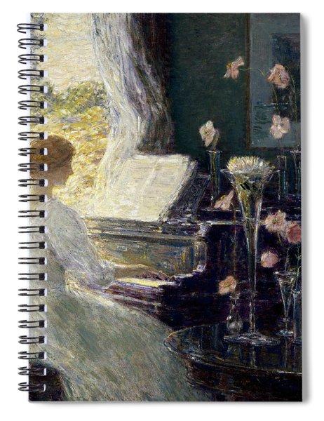 The Sonata Spiral Notebook