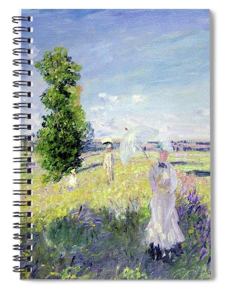The Walk Spiral Notebook