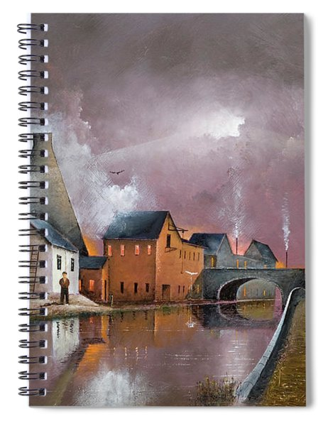 The Wordsley Cone Spiral Notebook