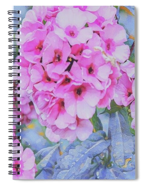 Thinking Of Spring Spiral Notebook