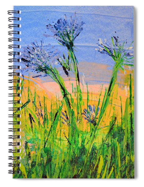 Thistles One Spiral Notebook