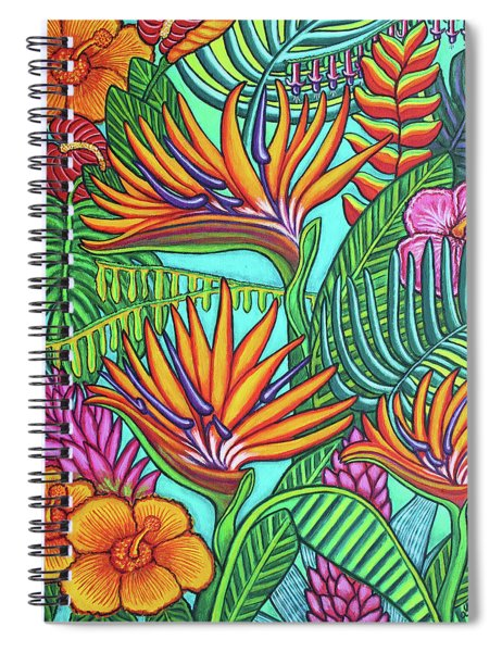 Tropical Gems Spiral Notebook