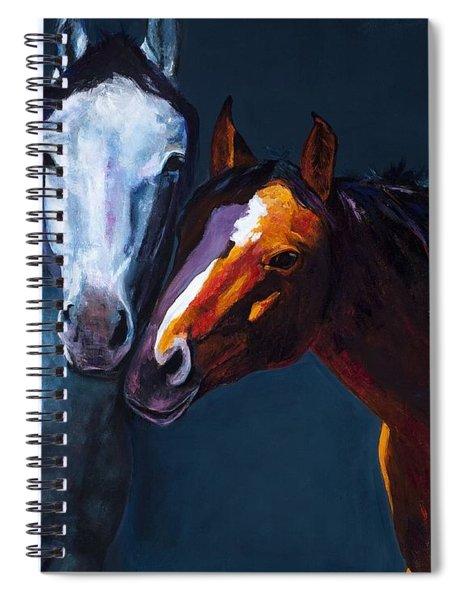 Unbridled Love Spiral Notebook