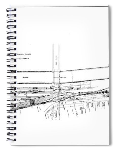 Valuation Map Boct Spiral Notebook