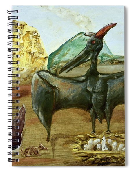 Vega Spiral Notebook