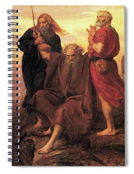 Victory O Lord Spiral Notebook