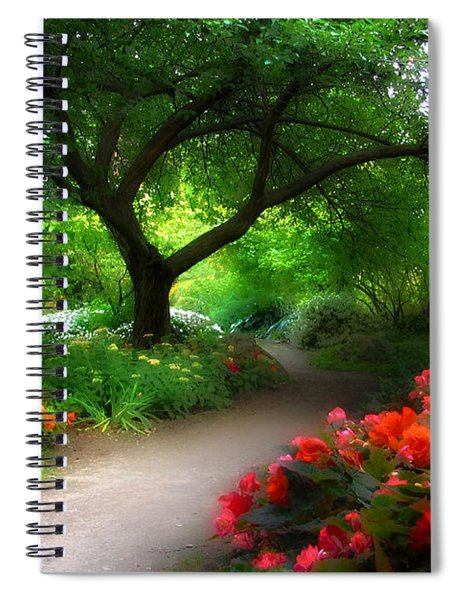 Vista Beyond Spiral Notebook