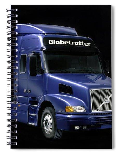 Volvo Spiral Notebook