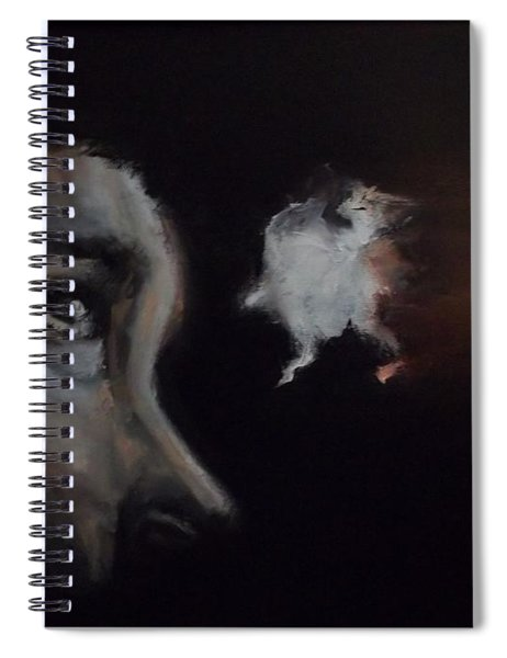 Walls Have Eyes Spiral Notebook