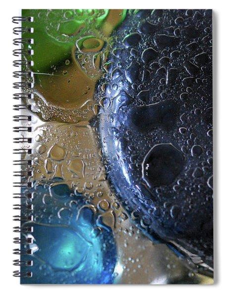 Waterscape 24 Spiral Notebook