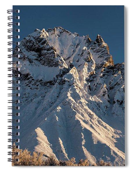 Williams Peak Spiral Notebook