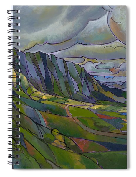 Windward Passage Spiral Notebook