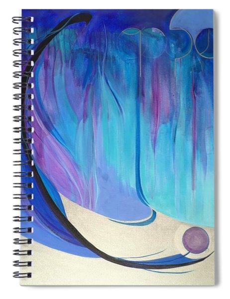 Wip Tashlich Spiral Notebook