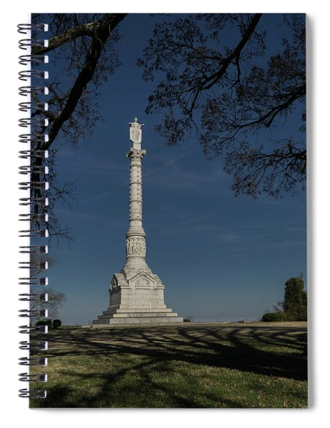 Yorktown Victory Monument Spiral Notebook