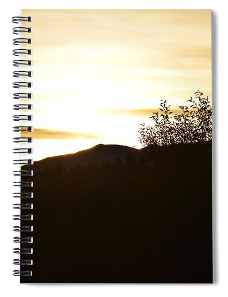 Sunrise Back Country Co Spiral Notebook