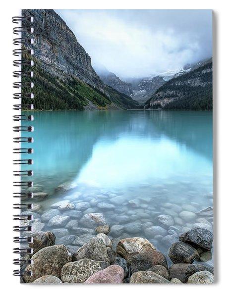 1111 Lake Louise Spiral Notebook