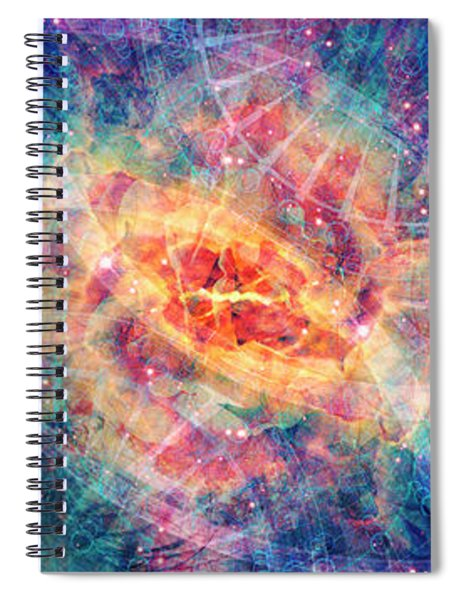 11th Hour Spiral Notebook