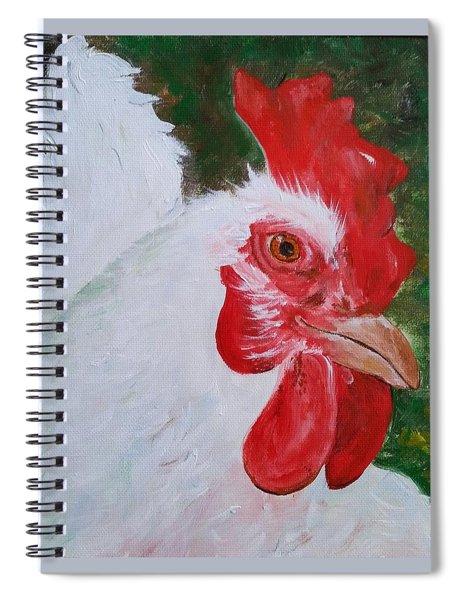 #13 Pearl Spiral Notebook
