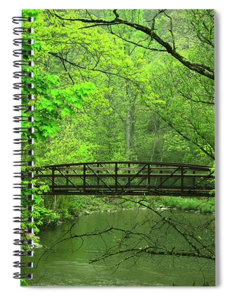 Jacobsburg State Park Pa Spiral Notebook