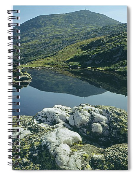 135708 Lake Of The Clouds Nh Spiral Notebook