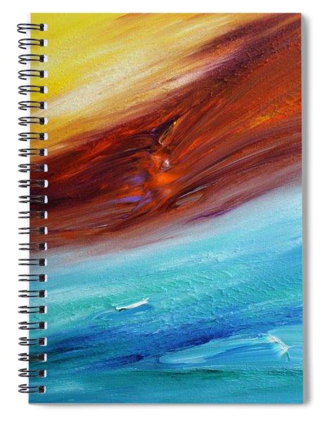 Masterpiece Collection Spiral Notebook