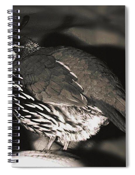 13_it Was A Long Time Before Spiral Notebook