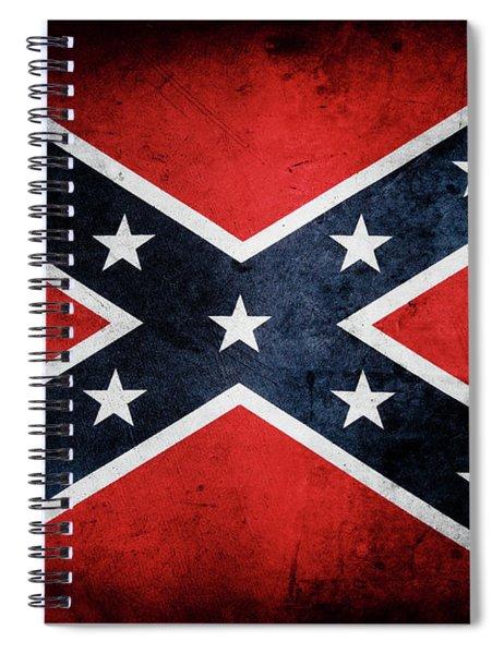Confederate Flag 13 Spiral Notebook