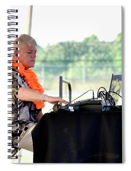 1401 Spiral Notebook
