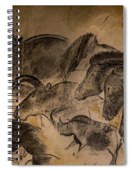 Chauvet Spiral Notebook