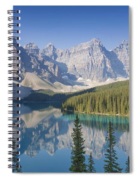 150915p122 Spiral Notebook