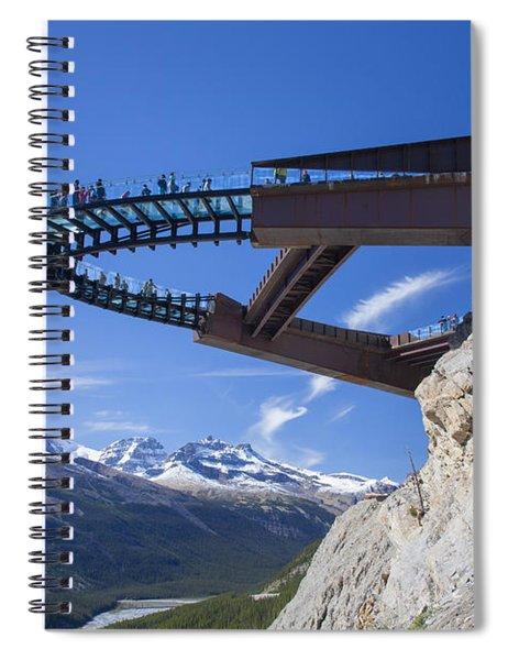 151124p004 Spiral Notebook