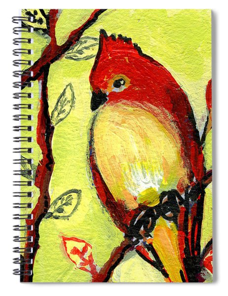 16 Birds No 3 Spiral Notebook
