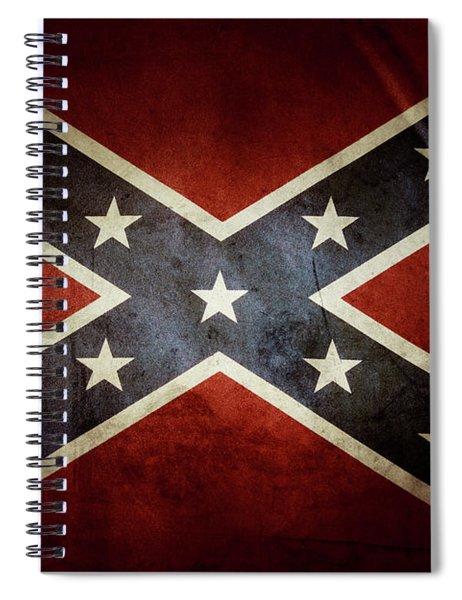 Confederate Flag 12 Spiral Notebook